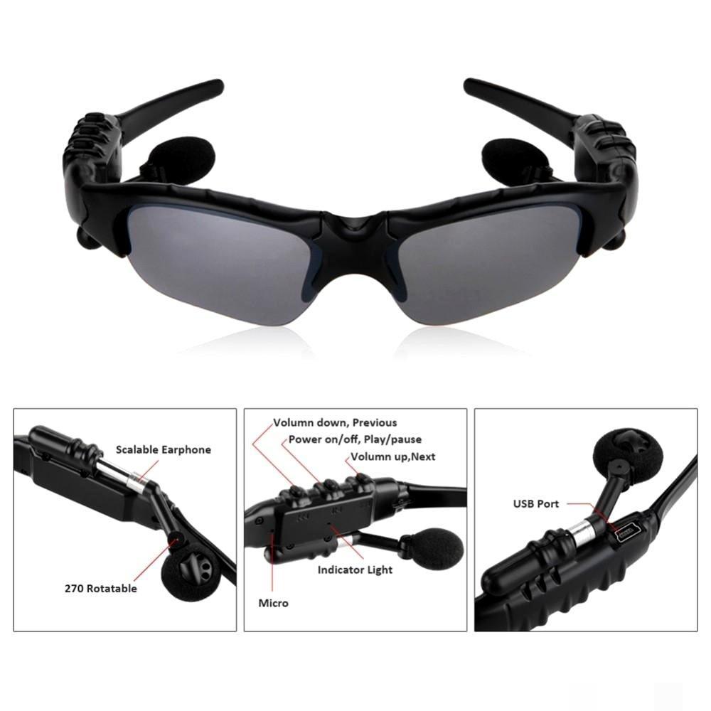 Hình ảnh Mắt kính bluetooth Sunglasses nghe gọi cực kỳ tiện dụng