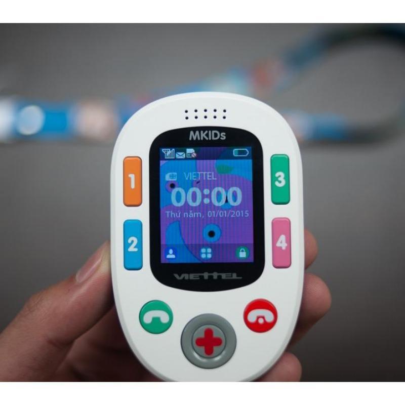 Điện thoại định vị thông minh trẻ em Viettel MKIDs (Khóa mạng)