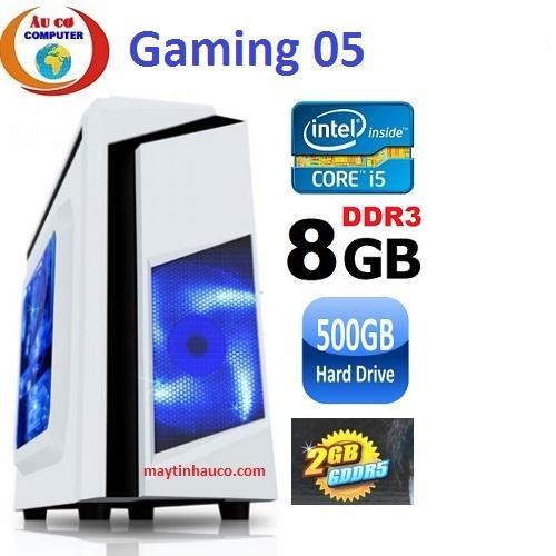 Giá Bán May Tinh Chơi Game Gaming 05 Core I5 2400 8G 500G Vga 2G Ddr5 Tặng Ban Phim Chuột Cơ Tai Nghe Co Đen Led 7 Mau Chuyen Game Mới Nhất