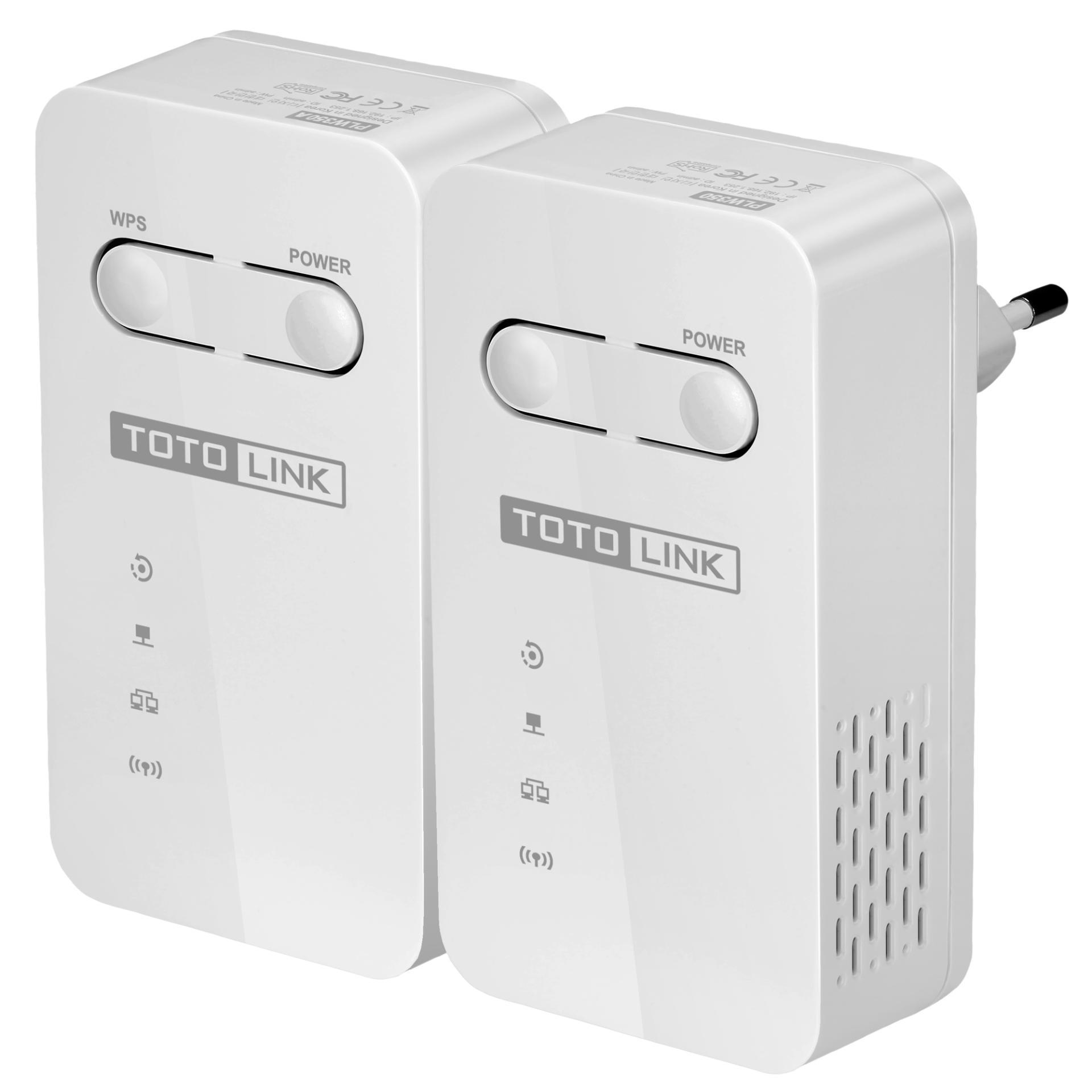 Bộ Kit Mở Rộng Mạng Wi Fi Qua Đường Day Điện 150Mbps Totolink Plw350Kit Rẻ