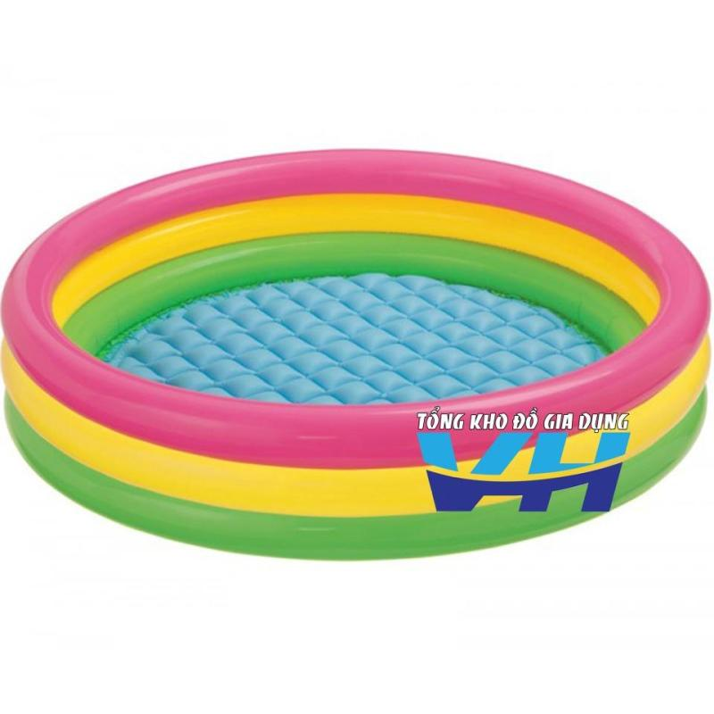 Intex 57422 Bể bơi cho trẻ em Kt 147x33 cm