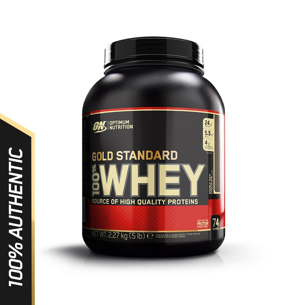 Bán Mua Thực Phẩm Bổ Sung Optimum Nutritiongold Standard 100 Whey Double Rich Chocolate5 Lbs