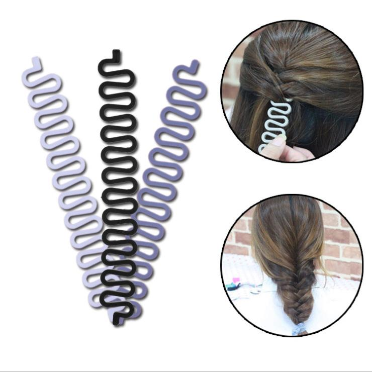 Hình ảnh Dụng cụ bện đuôi tóc chân rết BT7