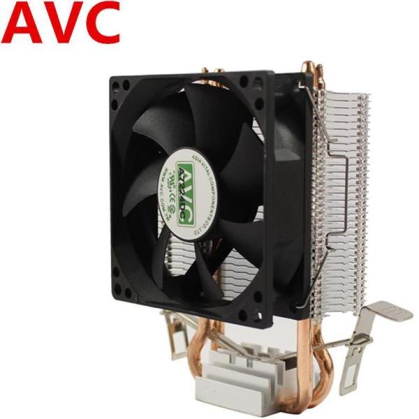 Bảng giá Bộ tản nhiệt AVC dạng tháp, tương thích nhiều socket Intel/AMD, quạt 9cm siêu bền và êm ái Phong Vũ