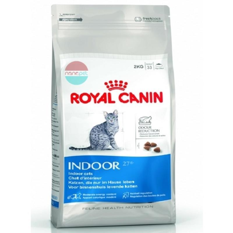Thức ăn cho mèo Royal Canin Indoor 2kg