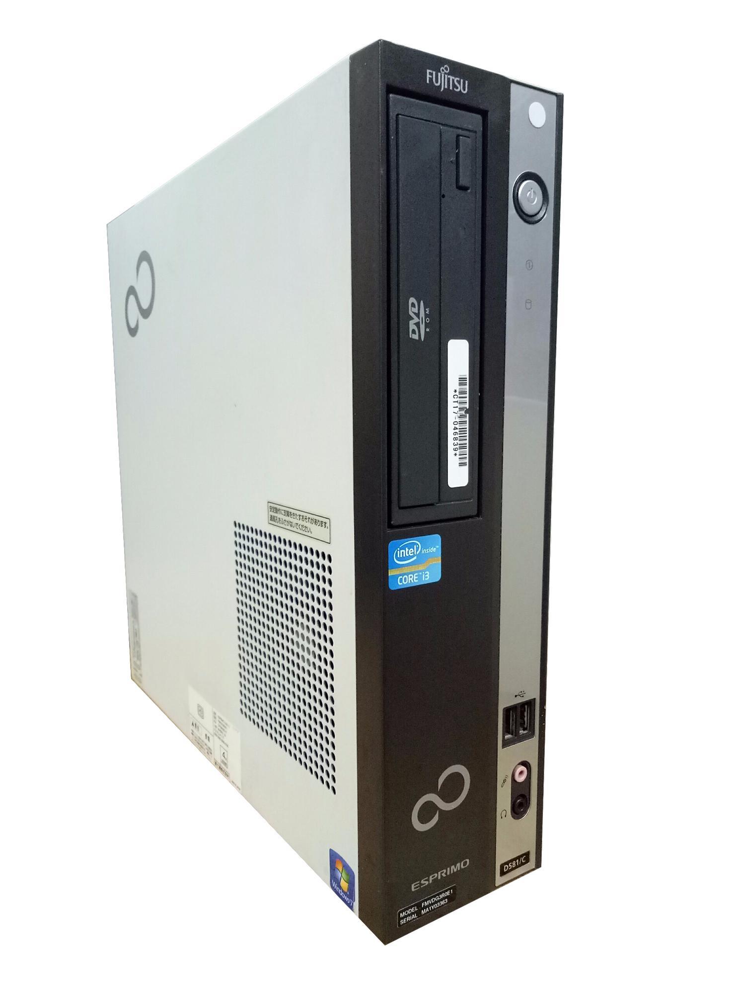 Máy tính đồng bộ Fujisu h67
