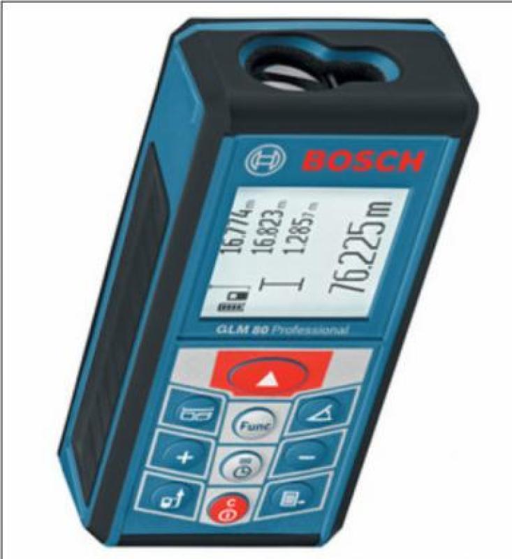 Máy đo khoảng cách laser BOSCH DLE 80