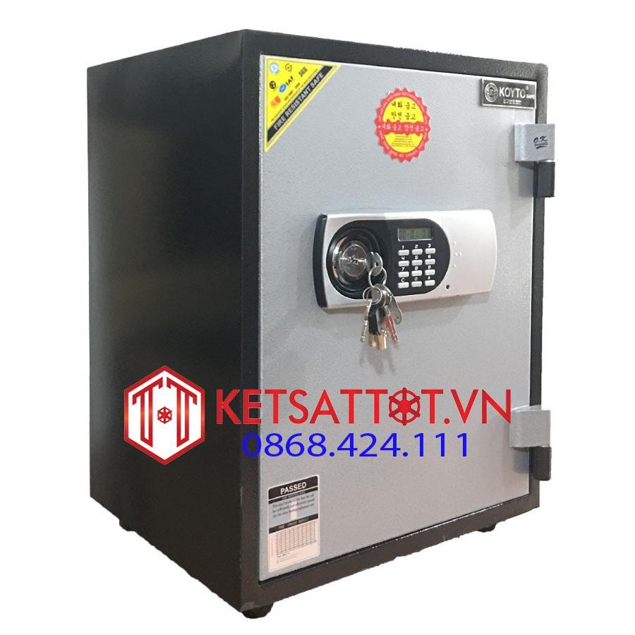 Hình ảnh Két sắt chống cháy Koyto KY55D(khóa điện tử báo động)