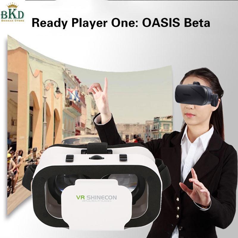 Hình ảnh Bkodak Store 4.7-6.0 Inch Support 1080P VR Case VR Glasses 3D Glasses Mini
