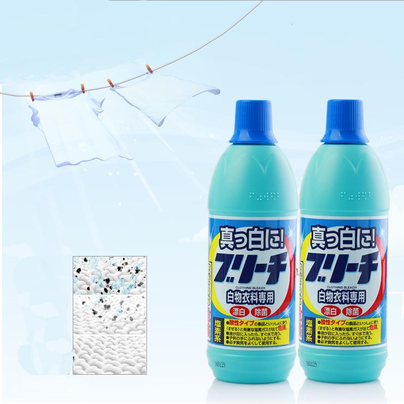 Nước tẩy quần áo Rocket 600ml hàng Nhật