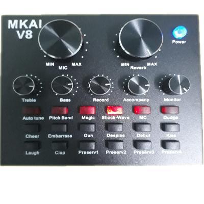Hình ảnh Sound Card Auto Tune V8