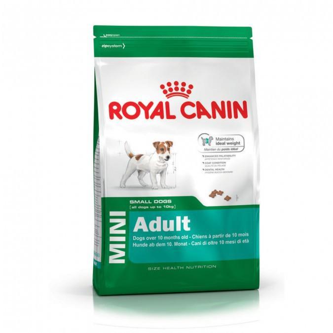 Giá Bán Thức Ăn Cho Cho Trưởng Thanh Size Nhỏ Royal Canin Mini *d*lt 800Gr Oem Tốt Nhất