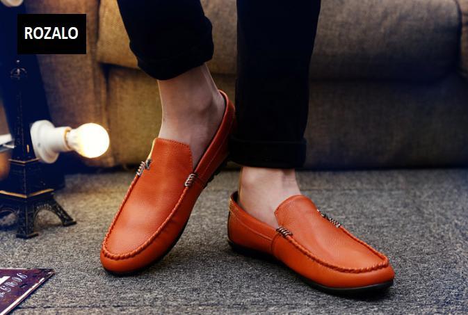 Giày lười nam kiểu công sở Rozalo RM51005-Cam5.png