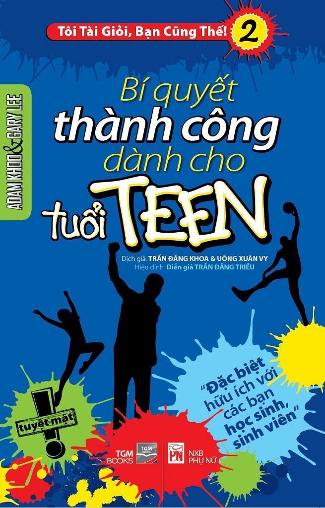 Mua Sách Bí Quyết Thành Công Dành Cho Tuổi Teen