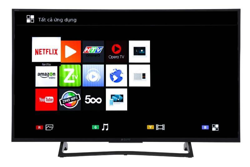 Bảng giá Internet Tivi Sony 4K 55 inch KD-55X7000E_Hàng Nhập Khẩu