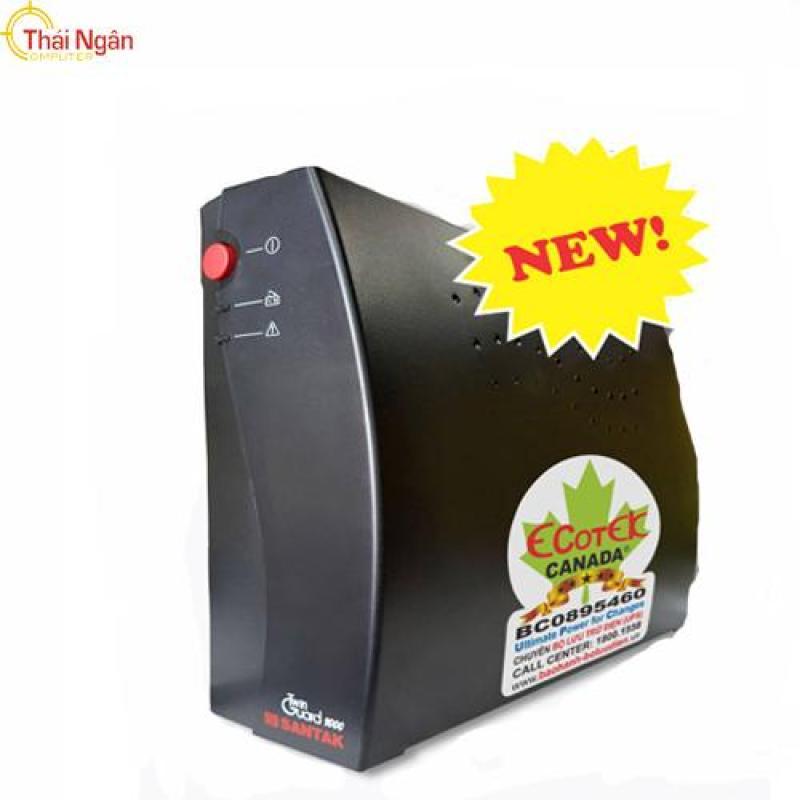 Bảng giá Bộ lưu điện UPS SANTAK OFFLINE TG1000 (ĐEN) Phong Vũ