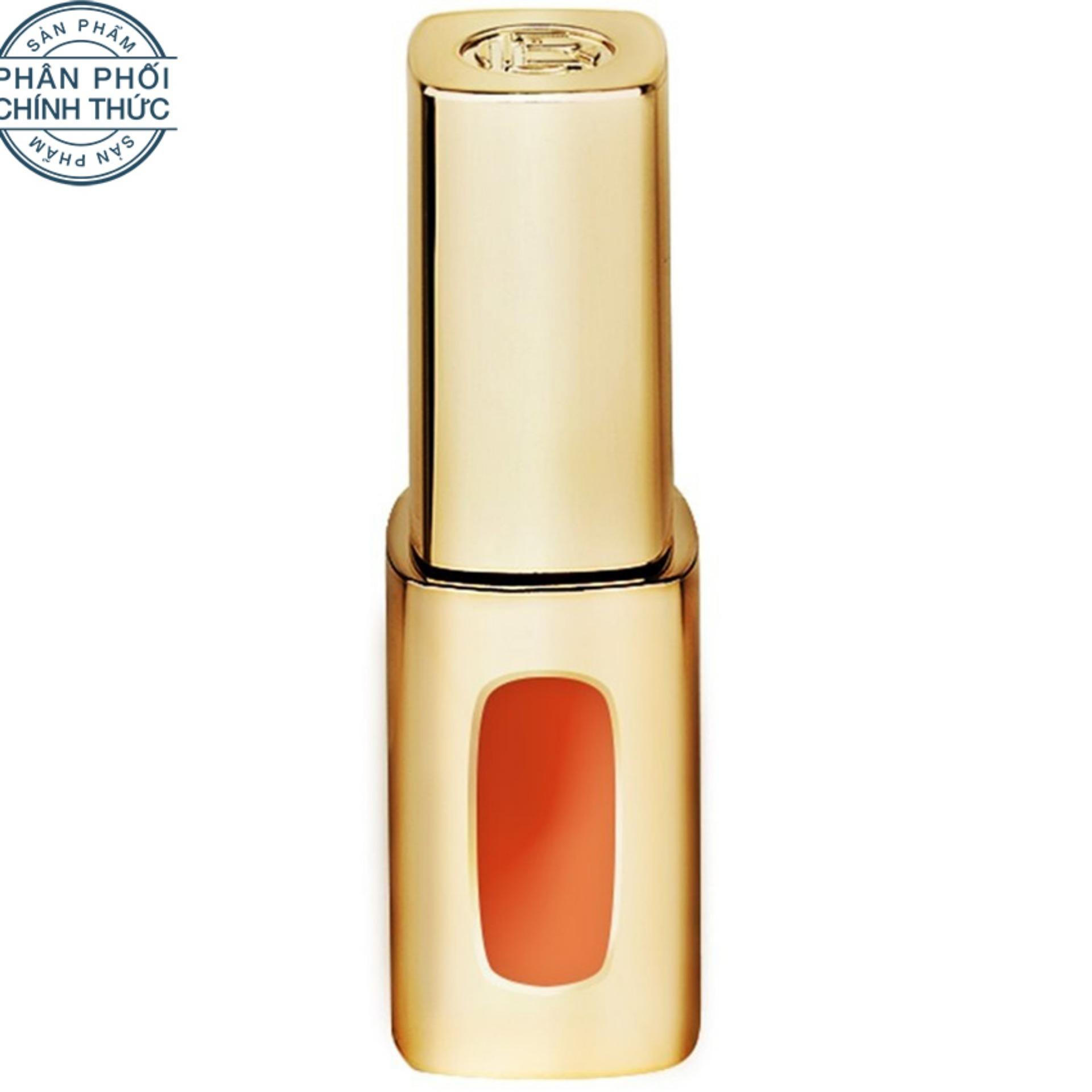 Giá Bán Son Nước L Oreal Paris Extraordinaire 204 Tangerine So 5 5Ml Mới Nhất