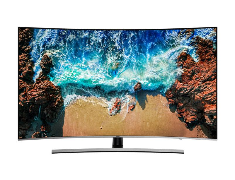 Smart TV cong Samsung UA55NU8500 55 inch 4K 2018 chính hãng