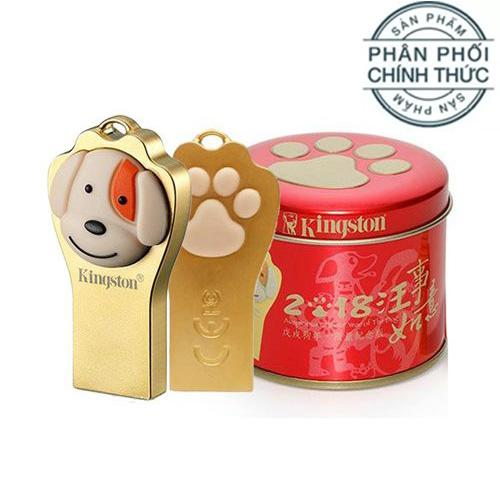 Giá Bán Usb 3 1 Kingston Zodiac Puppy 2018 32Gb Limited Edition Hang Phan Phối Chinh Thức Nguyên