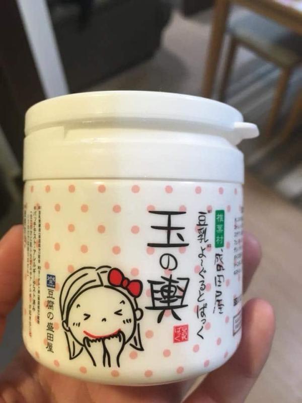 Mặt nạ tofu Moritaya 150g nhập khẩu