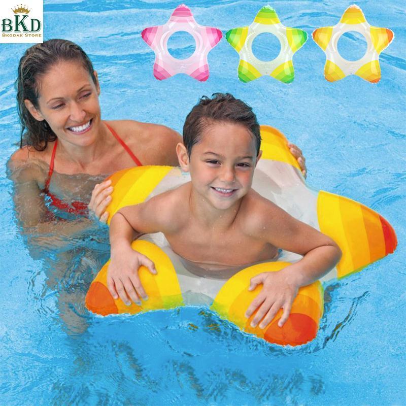 Hình ảnh Bkodak Store PVC Kids Swimming Circle Children'S Swimming Circle