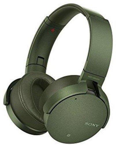 Tai nghe Bluetooth Sony Extra Bass MDR-XB950N1 (Xanh lục)