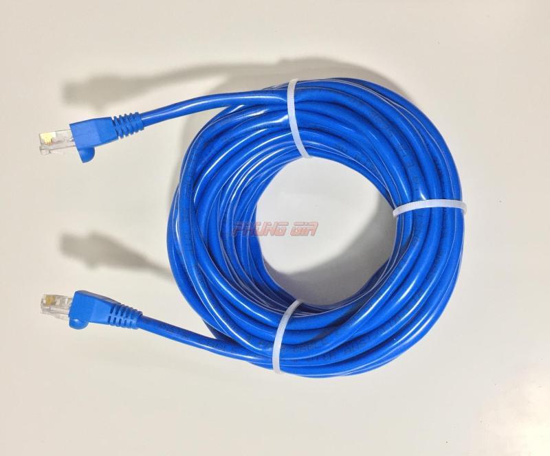 Bảng giá Dây mạng LAN 30 Mét HT-Cat5E UTP Phong Vũ