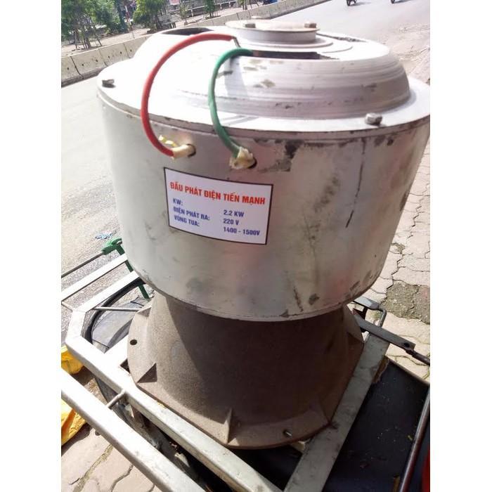 Hình ảnh Củ phát điện nước