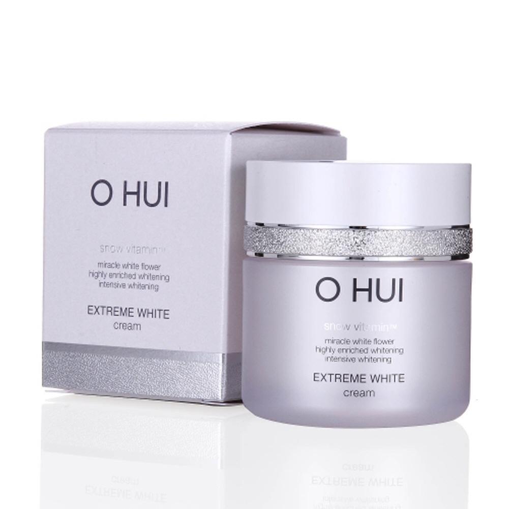 OHUI - Kem dưỡng trắng, trị nám và ngăn ngừa lão hóa 50ml - OHUI Extreme White Snow Vitamin Cream 50ml