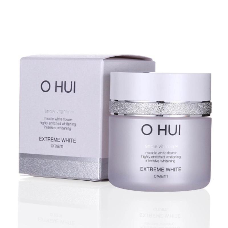 OHUI - Kem dưỡng trắng, trị nám và ngăn ngừa lão hóa 50ml - OHUI Extreme White Snow Vitamin Cream 50ml nhập khẩu