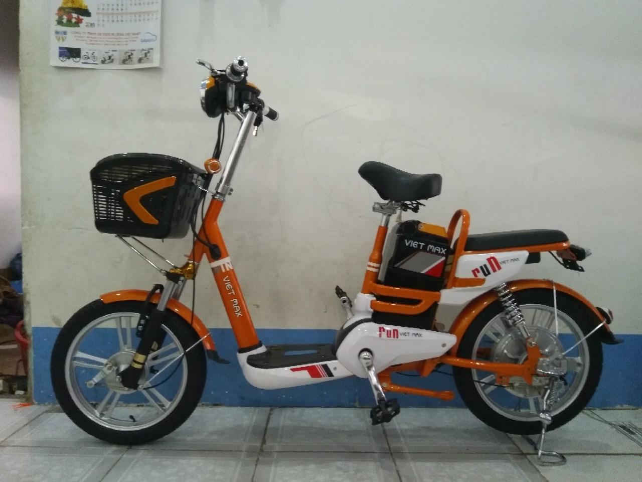 Xe đạp điện RUN