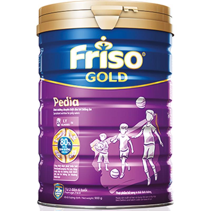 Sữa bột Friso Gold Pedia 900g