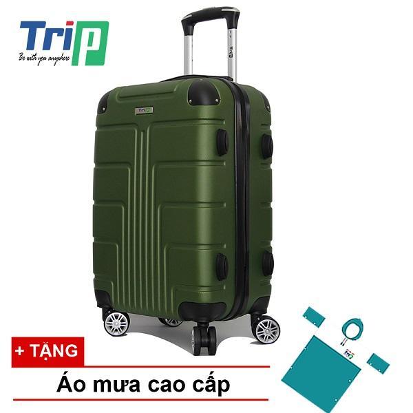 Cửa Hàng Bán Vali Trip P701 Size 60Cm 24Inch Xanh Reu