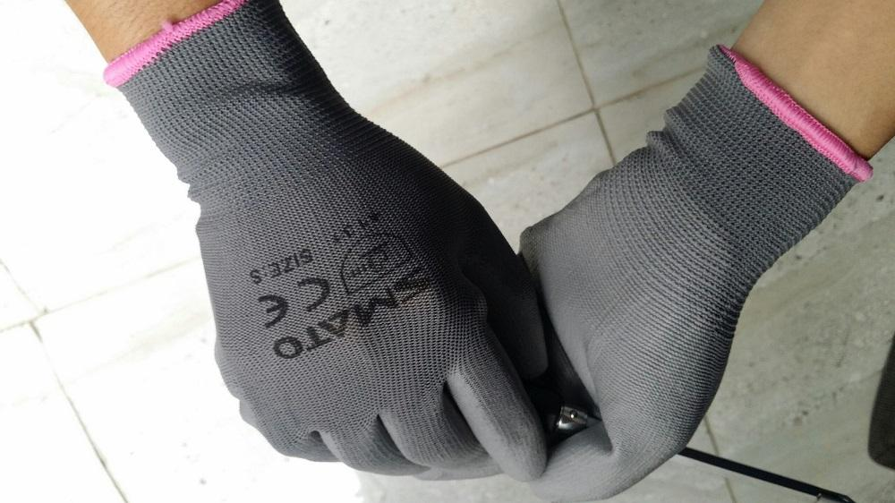 Hình ảnh Găng tay cao su Smato Hàn Quốc size s