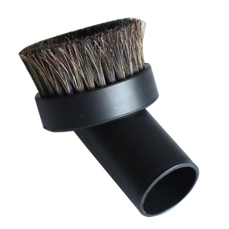 2PCS Vacuum Cleaner Dusting Brush Attachment Tool Part Black 32mm Singapore