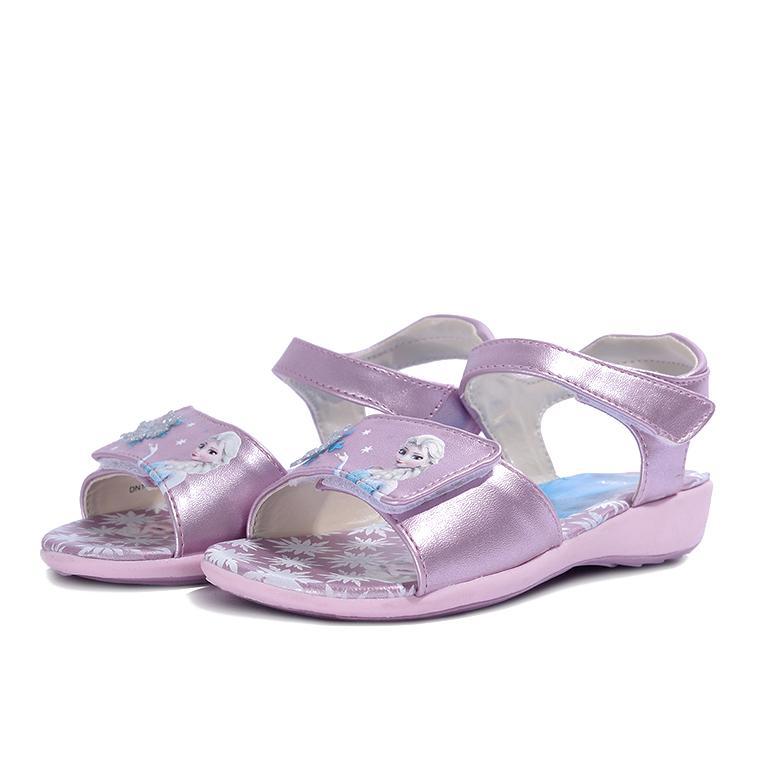 Giá Bán Giày Sandal Be Gai Bitis Frozen Nữ Hoàng Băng Giá Dtb062411Hog Hòng Nhãn Hiệu Biti S