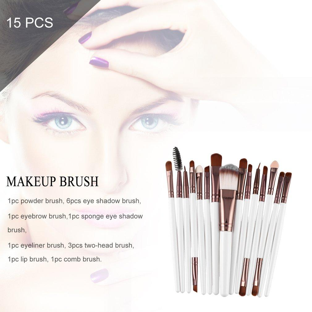 7pcs Makeup Brushes Set Unicorn Thread Diamond Gradient Color Cosmetic Brushes intl. Source · VND