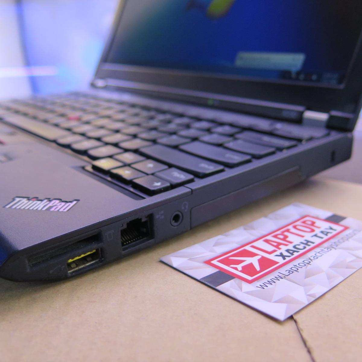 Hình ảnh Laptop Lenovo Thinkpad x230 i7/4/500 - Hàng nhập khẩu