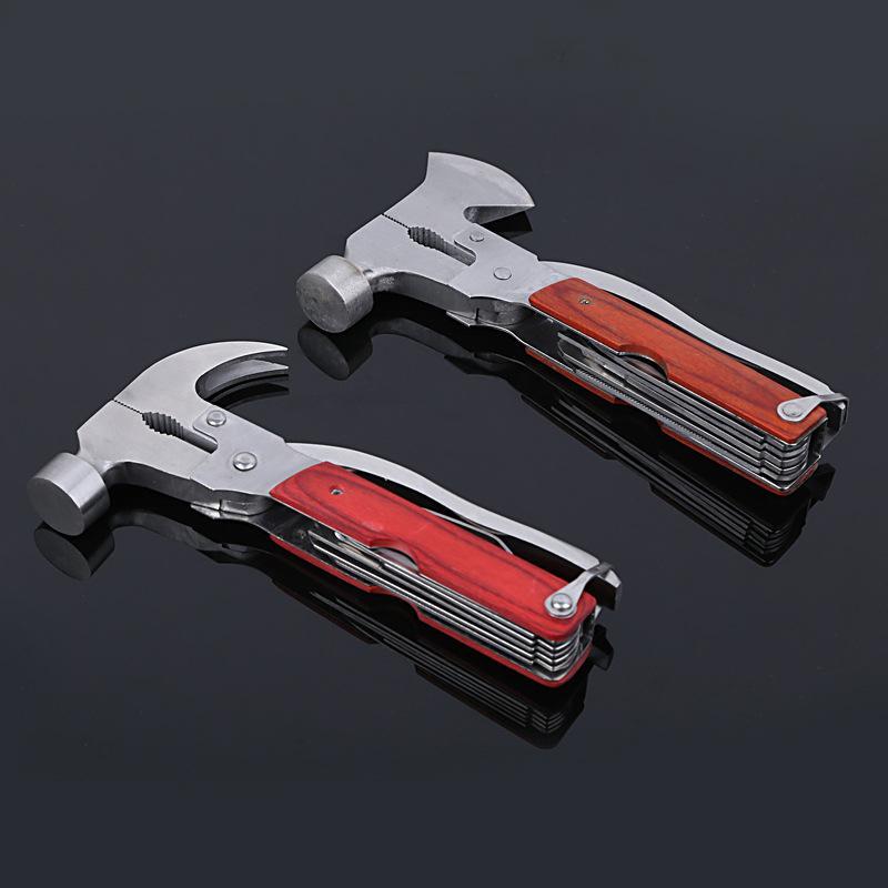 Bán Dụng Cụ Đa Năng, Trang bị đa năng NS877, bộ dụng cụ vặn ốc vít đa năng - Bộ công cụ móc khóa đa năng ( Bộ đầy đủ phụ kiện thép 304)
