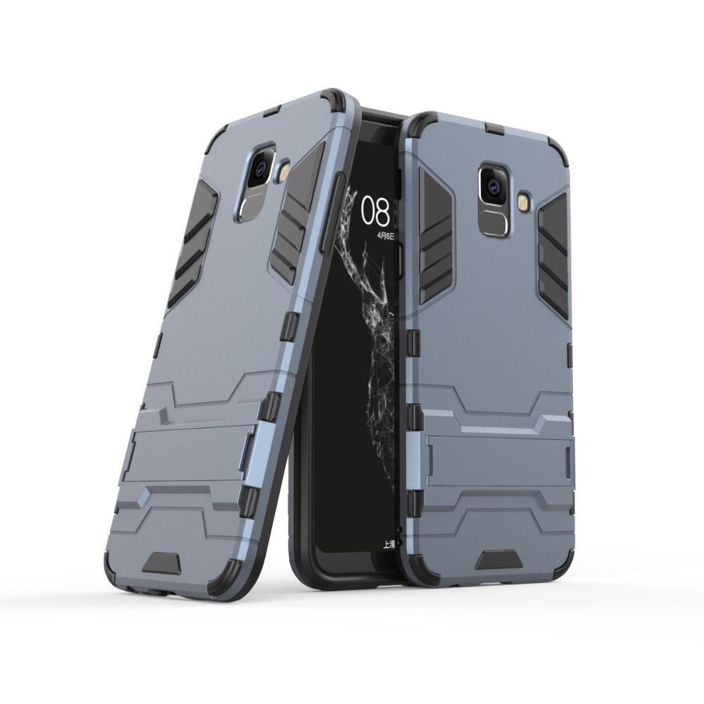 Hình ảnh Ốp lưng chống sốc Iron Man cho Samsung Galaxy A6 2018