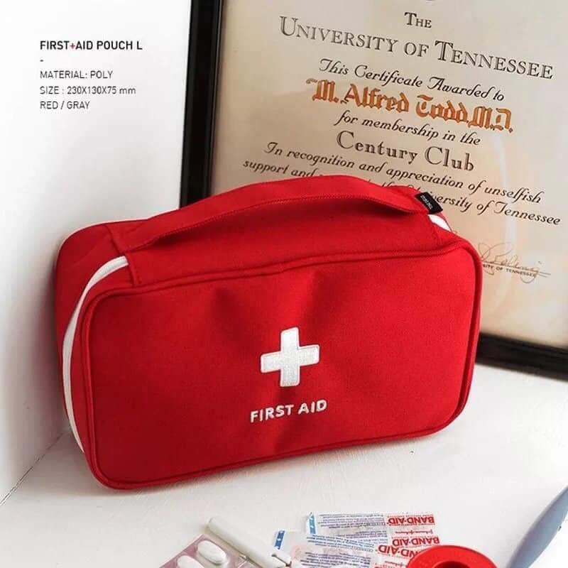 Túi đựng đồ y tế cá nhân(giao màu ngẫu nhiên)