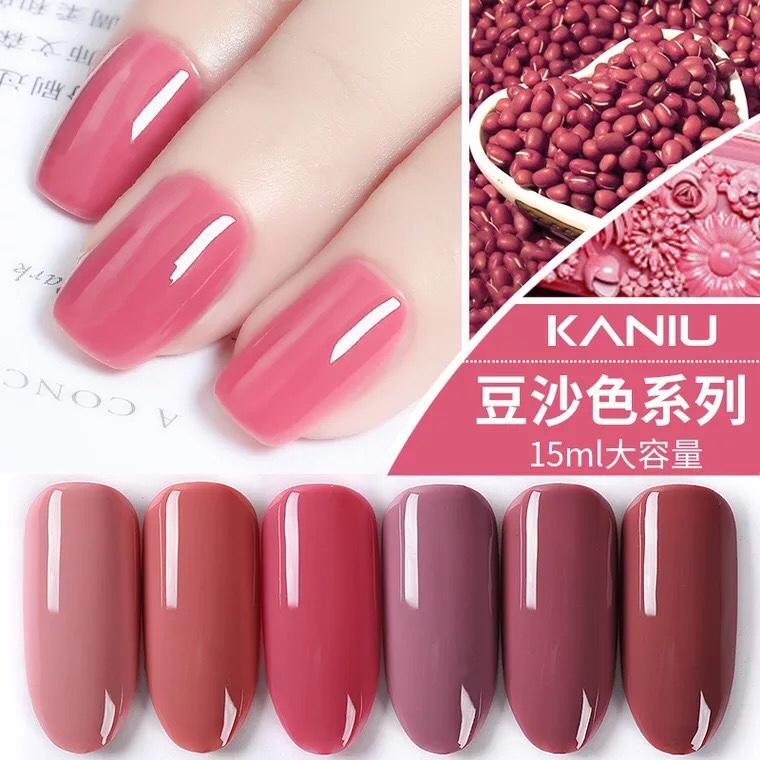 Sơn gel Kaniu - (dành cho tiệm nail chuyên nghiệp)