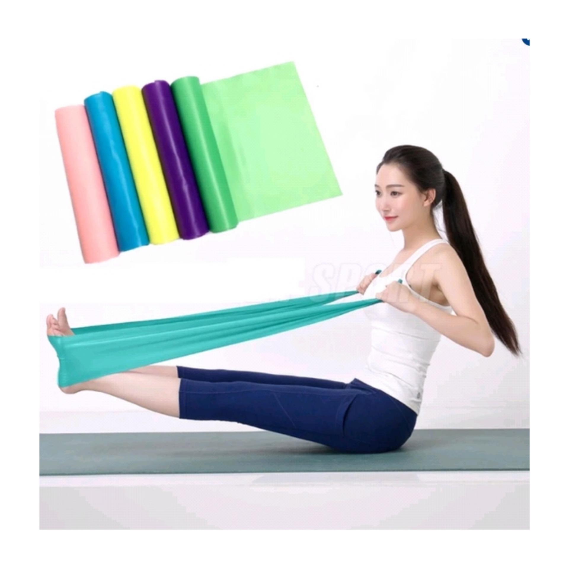 Hình ảnh Dây thun tập yoga LK221