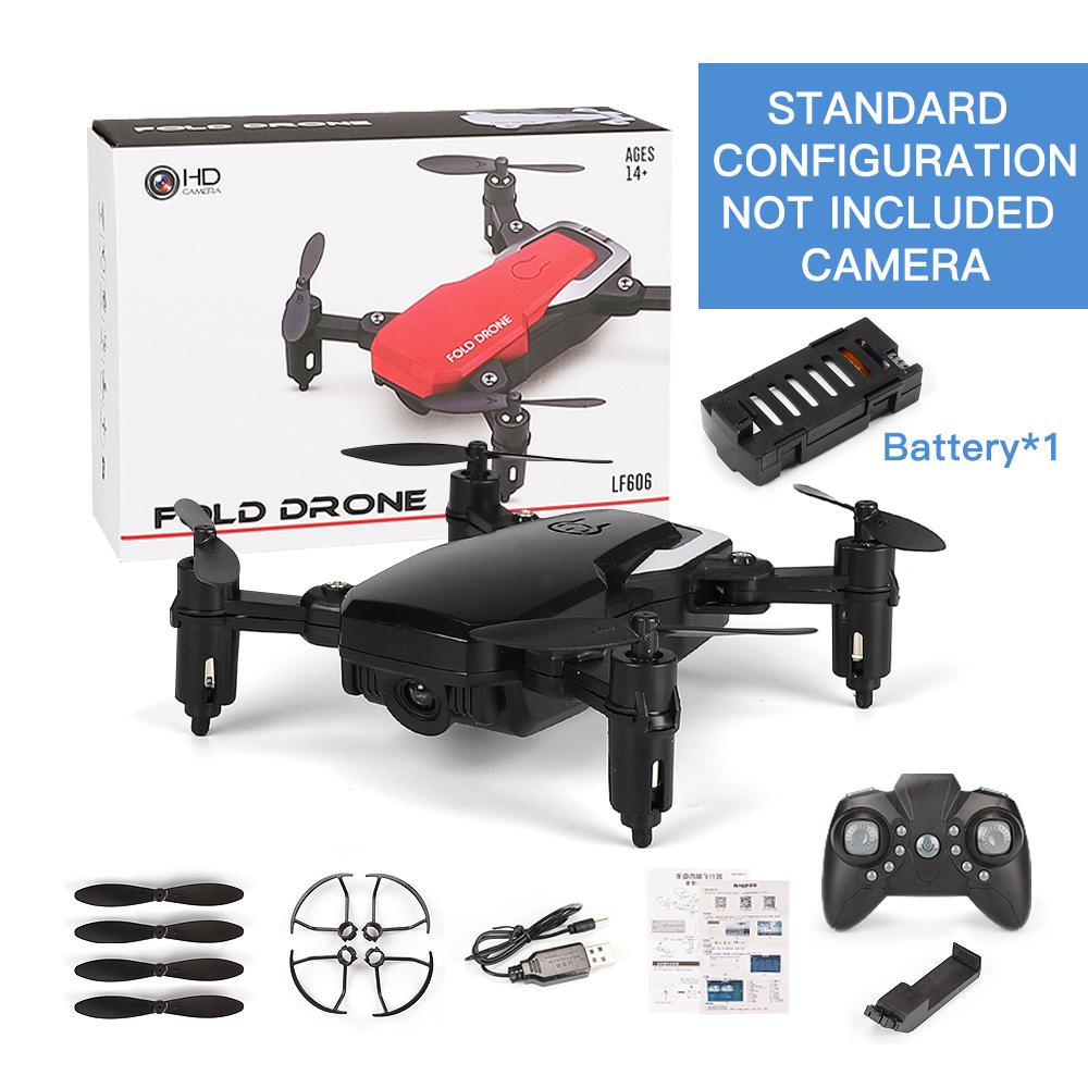 Big Sale LF606 Mini Drone with Camera Altitude Hold RC Drones with Camera  HD Wifi FPV Dron RC Helicopter VS Z1, JDRC JD-16, HDRC D2, SM M1