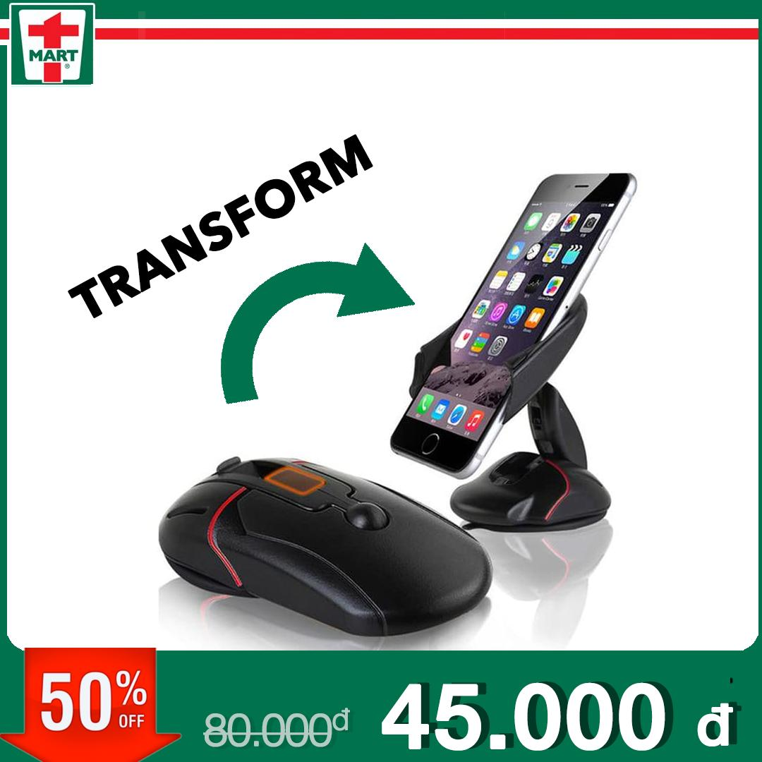 Hình ảnh Giá đỡ Transformer - Dùng trên ô tô hoặc trên bàn làm việc