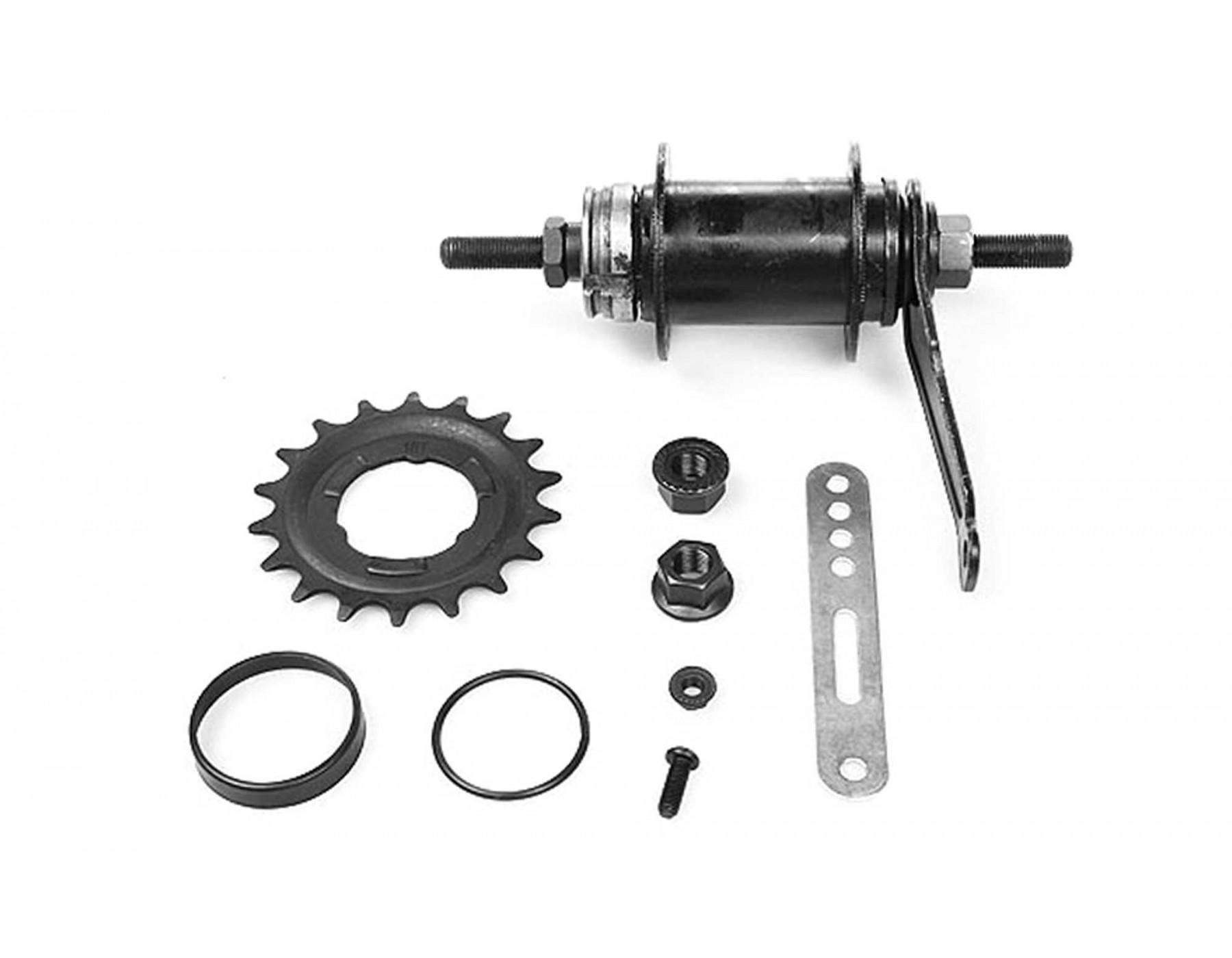 Đùm bánh sau xe đạp Fixed Gear Single