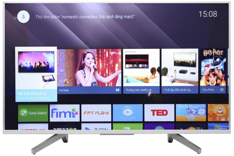 Bảng giá Android Tivi Sony 43 inch KD-43X8500F/S