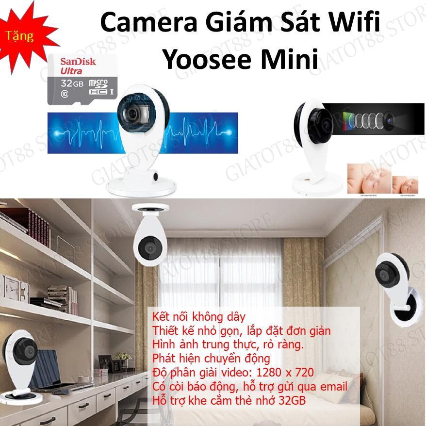 camera giám sát mini