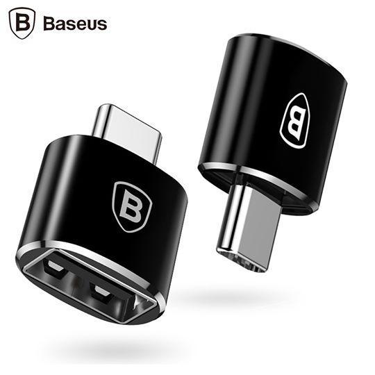 Hình ảnh Đầu chuyển USB Type-C ra USB Type-A Baseus
