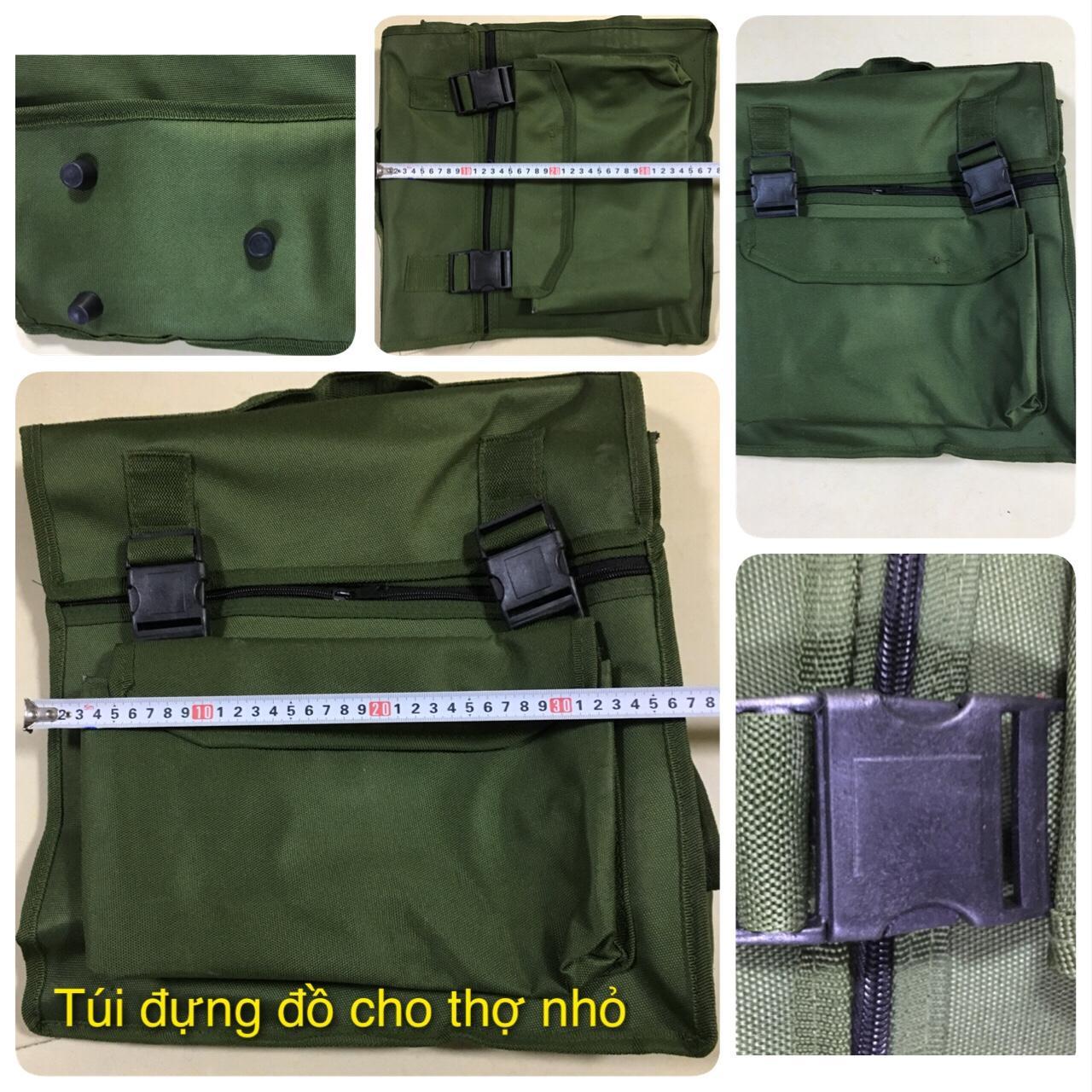 túi đồ nghề nhỏ sp của các bác thợ điện,điện tử,điện lạnh 35x35x18